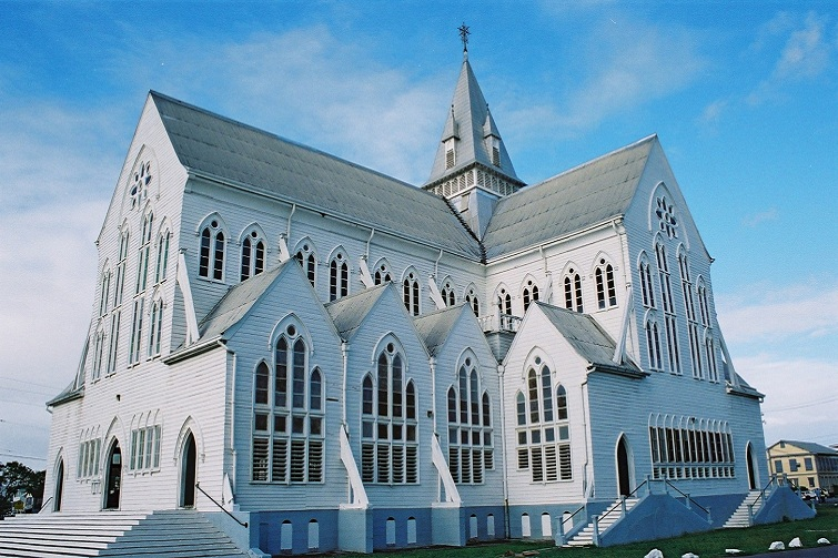 Guyana: St. George's Anglican Cathedral