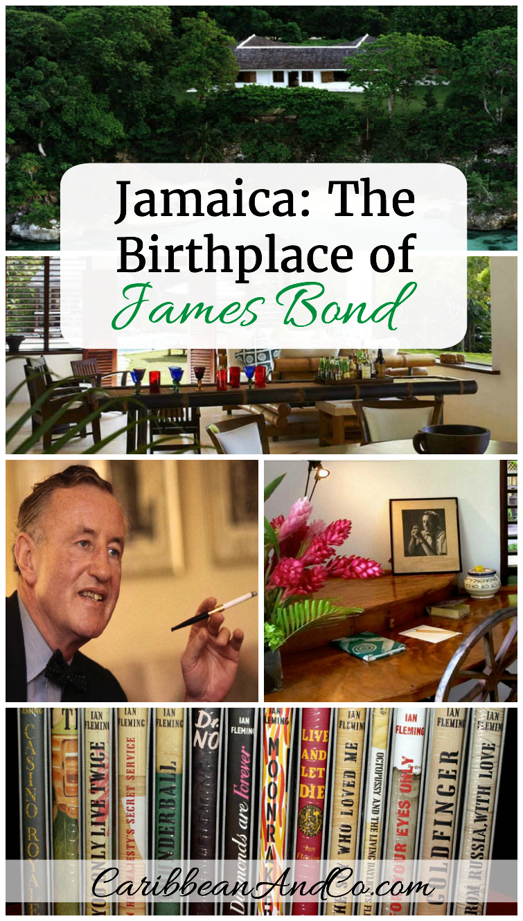 Discover why the Caribbean island of  Jamaica can claim James Bond as one of their own.
