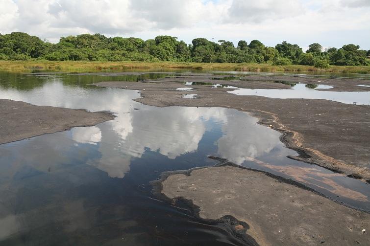 Trinidad & Tobago: La Brea Pitch Lake