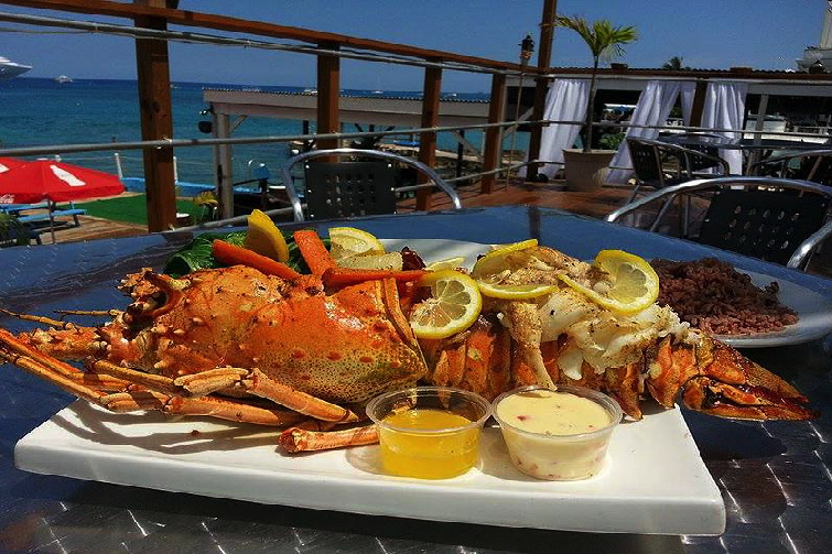 Cayman Cabana: Lobster