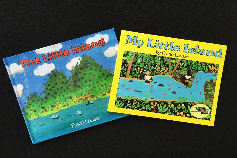 Frane Lessac: My Little Island