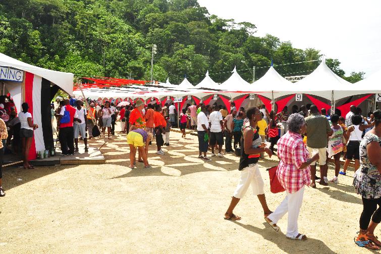 Trinidad & Tobago:  Blue Food Festival