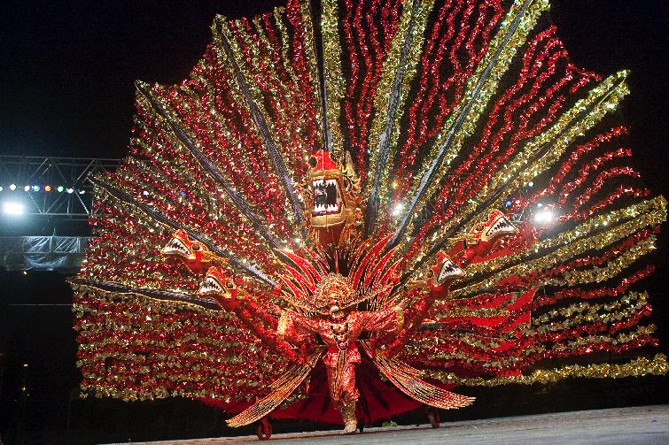 Trinidad & Tobago Carnival: King