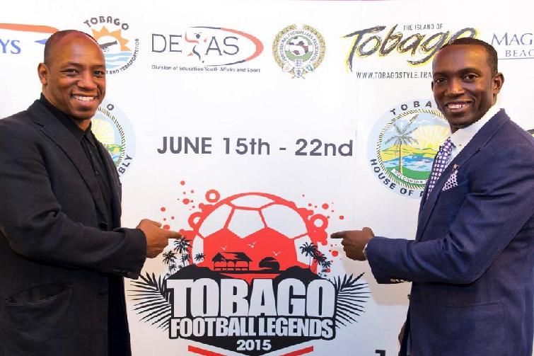 Trinidad & Tobago: Tobago Football Legends Challenge