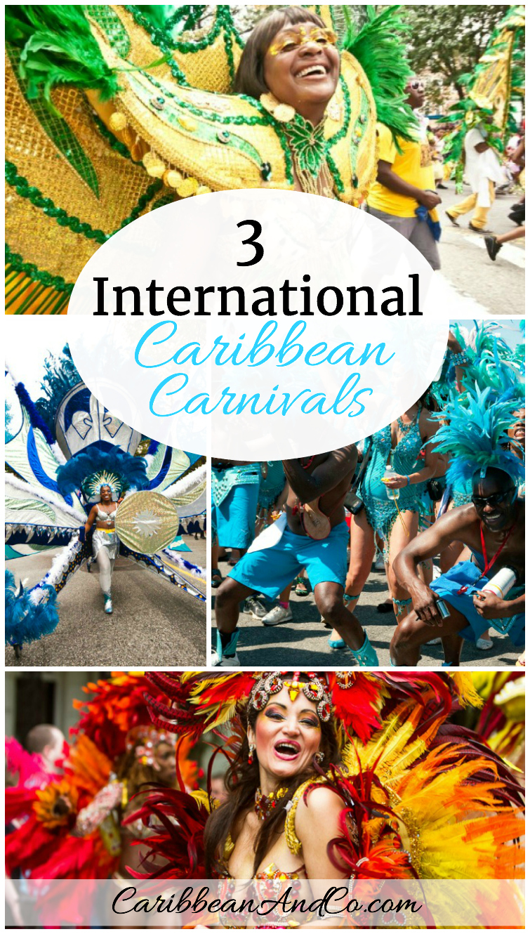 The best place to experience Carnival is in the Caribbean.  However, if you can't travel to the Caribbean, find out which of the international Caribbean carnivals we recommend.