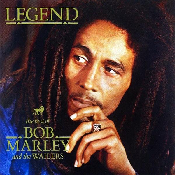 Bob Marley & The Wailers: 1984 Legends