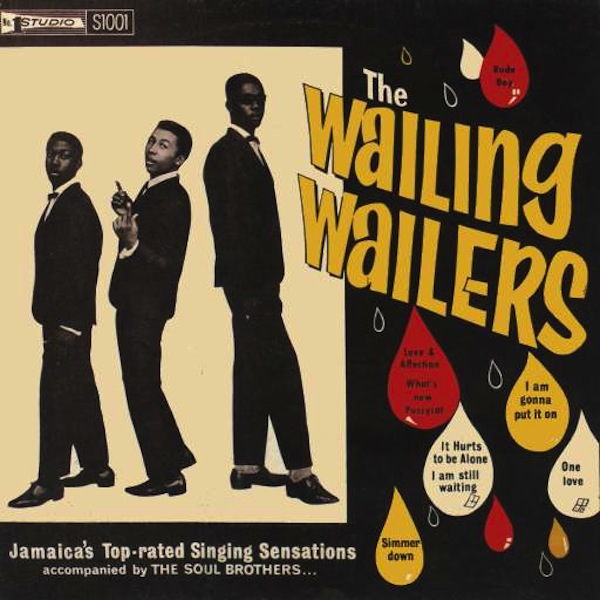 the popularity of the music of the wailing wailers group 1969 brought another change to jamaican popular music in which the beat slowed down the members of the group zap pow played as bob marley's backup band before a festival crowd of 80,000 while members of the wailers were under the name bob marley and the wailers 11 albums were.
