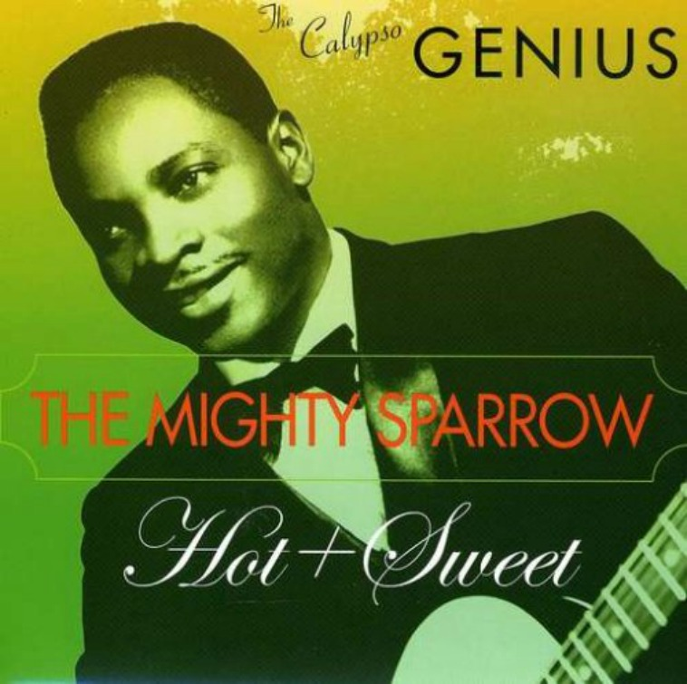 Calypso: Might Sparrow - Hot & Sweet Album