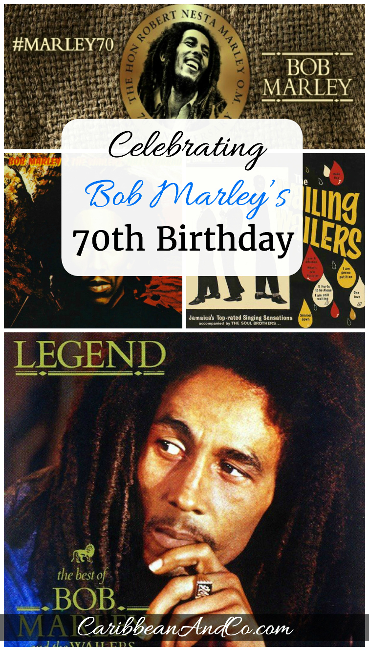Reggae music legend Bob Marley is Jamaica's most famous son and world ambassador even 35 years after his death from cancer.
