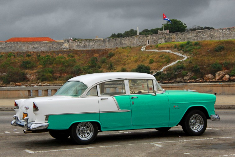 Vintage American Cars In Cuba Caribbean Co