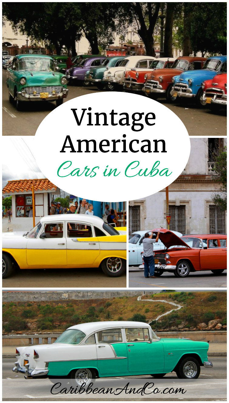 One of the greatest marvels to see on the Caribbean streets of Cuba are the classic American cars which have survived through the ingenuity of the mechanics.