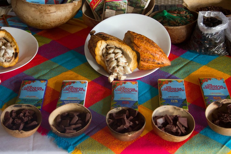 Grenada Chocolate Festival: The Grenada Chocolate Company