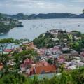 Grenada: View of Fort George