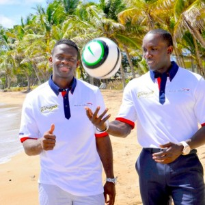 Tobago Football Legends Challenge: Dwight Yorke & Louis Saha