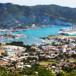 British Virgin Islands, Road Town, Tortola