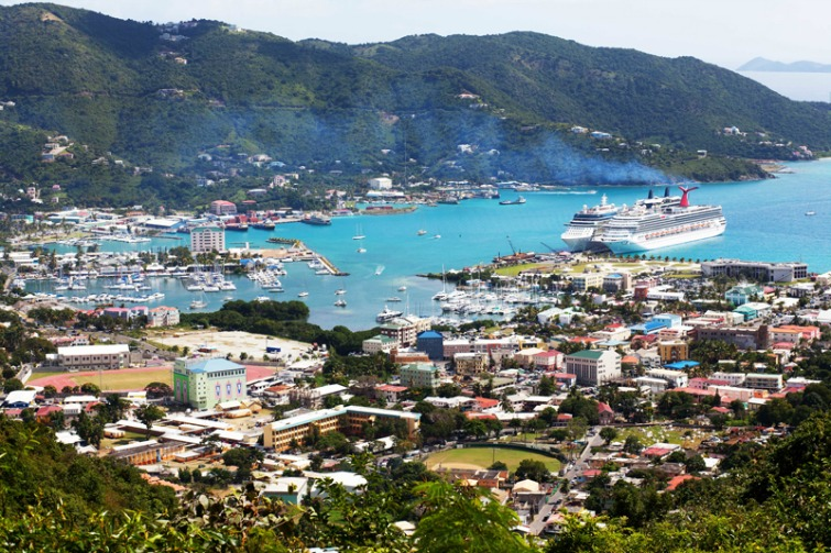 British Virgin Island Trip