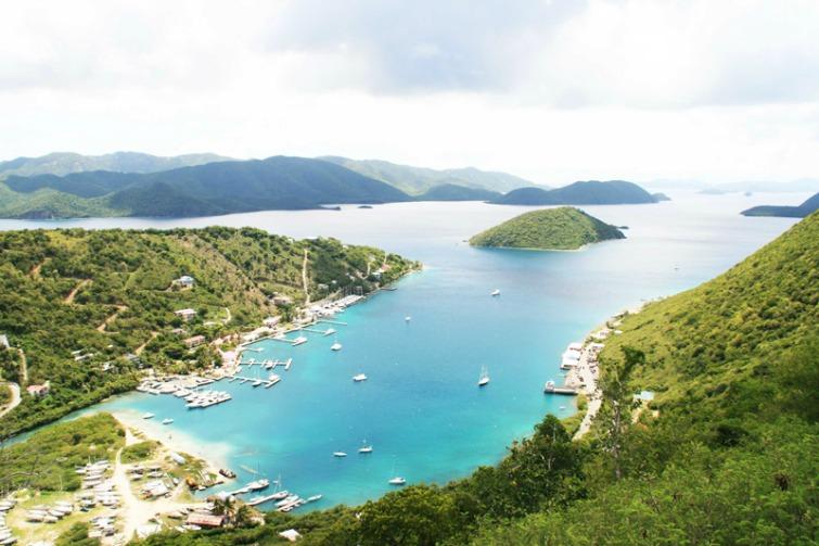 British Virgin Islands: West End