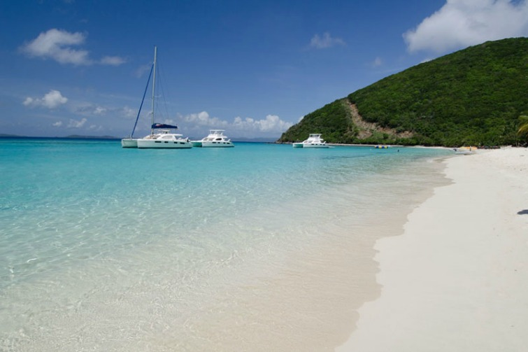 British Virgin Islands: White Bay Beach, Jost Van Dyke