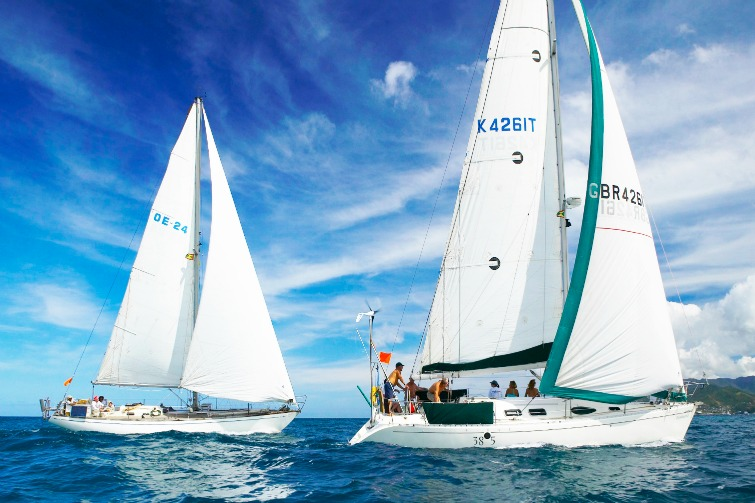 Diversified caribbean tourism driving the yachting and marine grenada sailing sciox Images