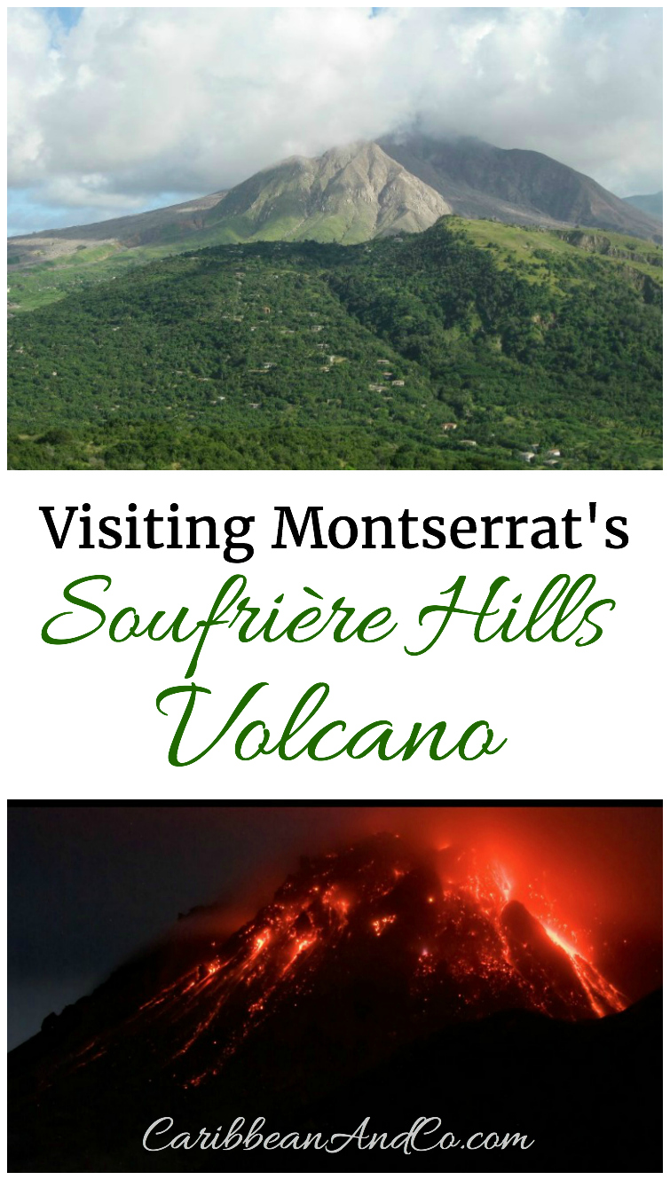 Montserrat's Soufriere Hills Volcano which reawakened 20 years ago created a modern day Pompeii of the former capital Plymouth. This is one of the main reasons to travel to the Caribbean island of Montserrat a mere 15-minutes flight away from Antigua.