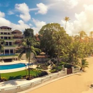 Barbados - Palazatte luxury beachfront mansion