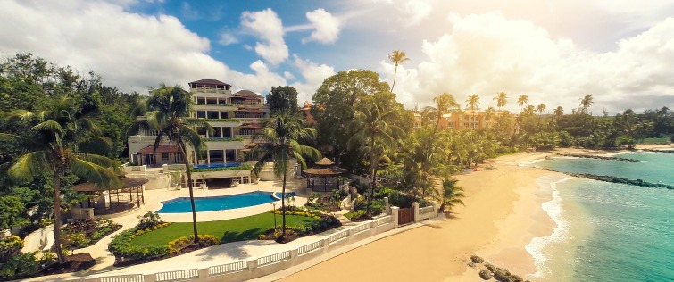 Barbados - Palazatte luxury beachfront mansion