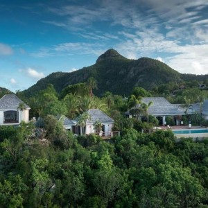 Christies Real Estate - St Barths - Villa RKK
