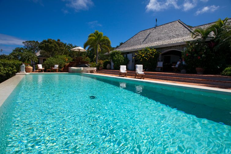 Christie's Real Estate - St Barts - Villa Six Pointe Milou