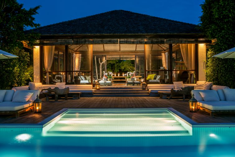 Christie's Real Estate - The Sanctuary, Parrot Cay, Turks & Caicos