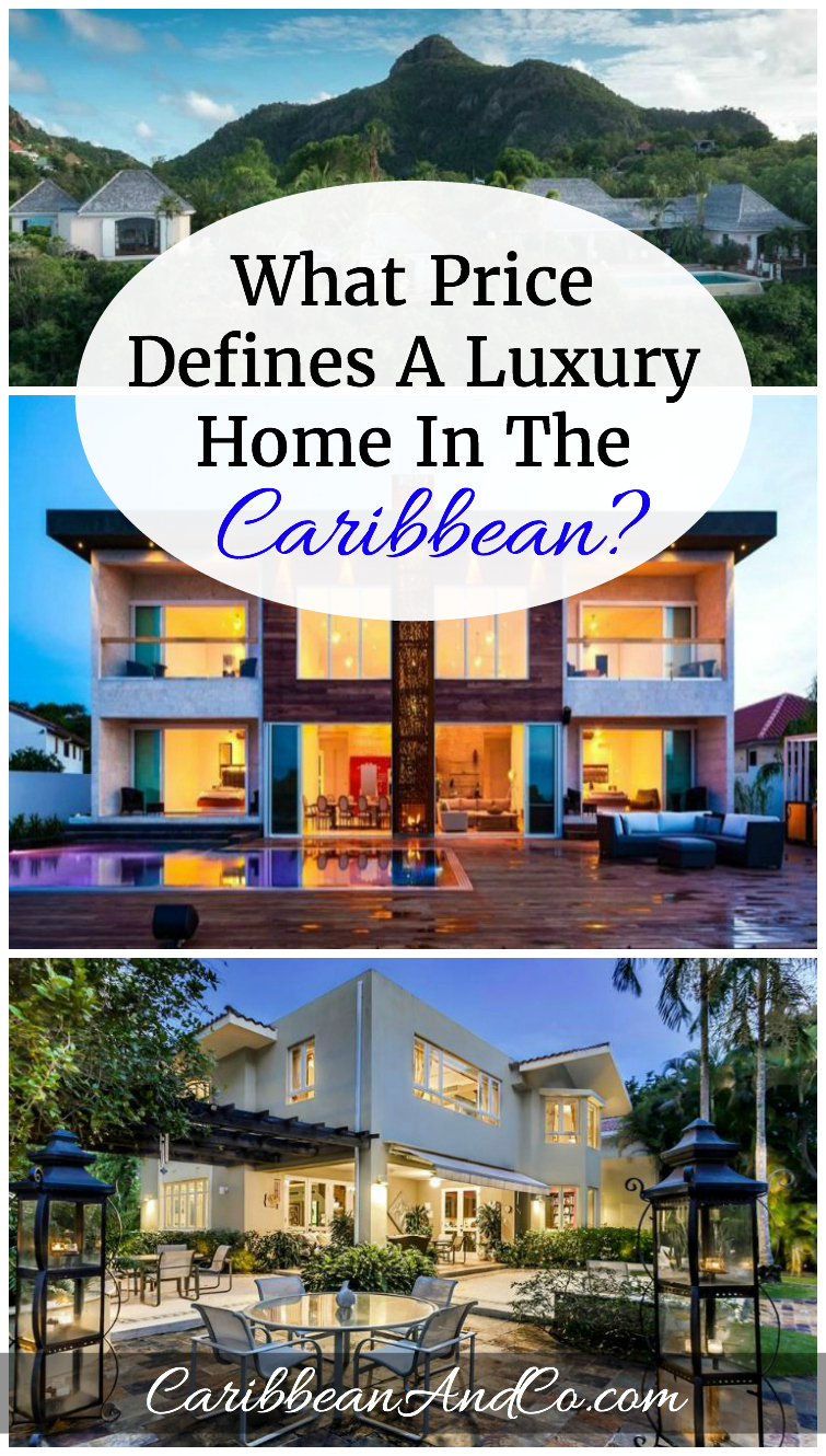 Interested in purchasing real estate in the Caribbean?  With insight from Christie's International Real Estate, we share how much money you'll need to afford a luxury home with a beach or sea view.