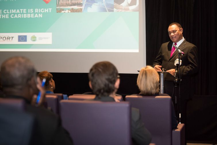 Caribbean Investment Summit - Right Hon. Perry Christie, Prime Minister of the Bahamas
