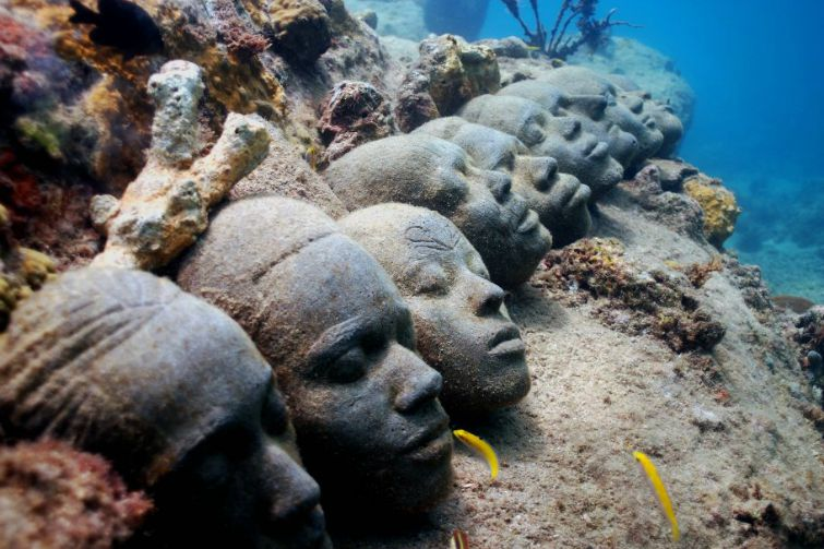 Grenada Underwater Sculpture Park - TamCC