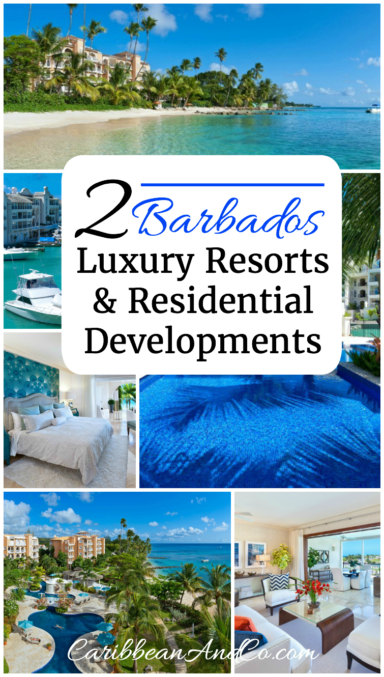 Barbados is one of the top 10 Caribbean travel destinations. It is also quite popular with ultra high net worth individuals (UHNWI), expats and returning nationals looking to purchase a home for vacation and/or retirement. Check out these two luxury home developments.
