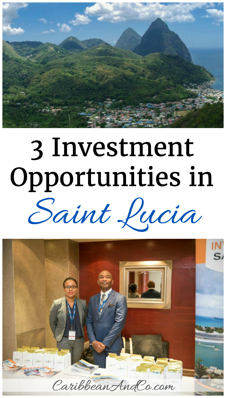 Saint Lucia is currently seeking Foreign Direct Investment for a number of projects.