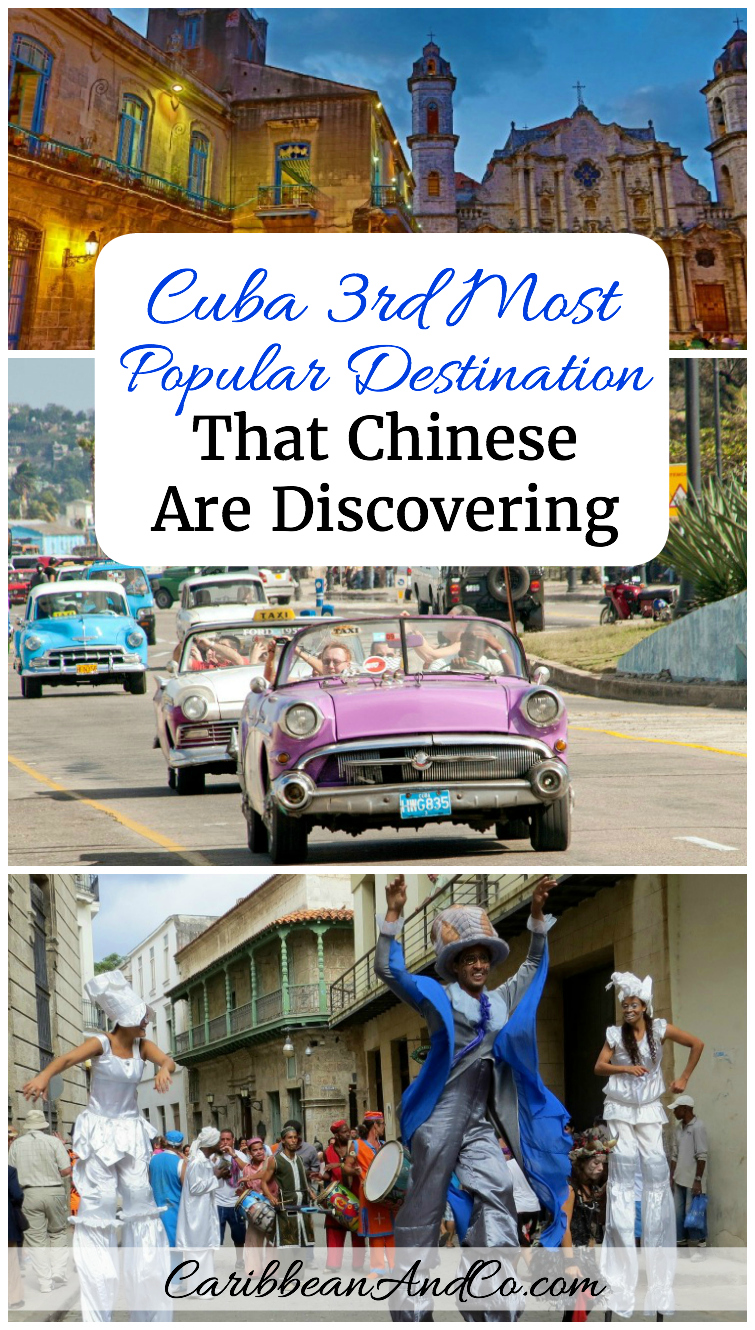 Discover what activities are appealing to Chinese tourists who are increasingly  travelling to the Caribbean island of Cuba for vacation.