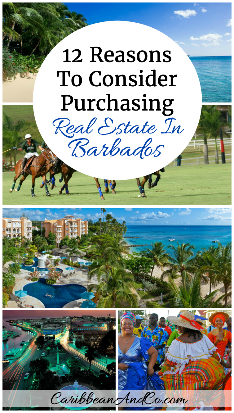 Considering purchasing real estate/luxury home in the Caribbean? Check out our list of 12 reasons why real estate in Barbados should be on the shortlist.
