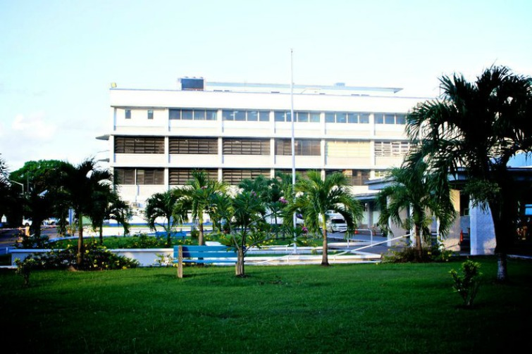 Considering purchasing real estate/luxury home in the Caribbean? Check out our list of 12 reasons why Barbados should be on the shortlist. | Barbados - Queen Elizabeth Hospital.