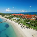 Sandals Resorts: Sandals Grande St. Lucian Aerial.