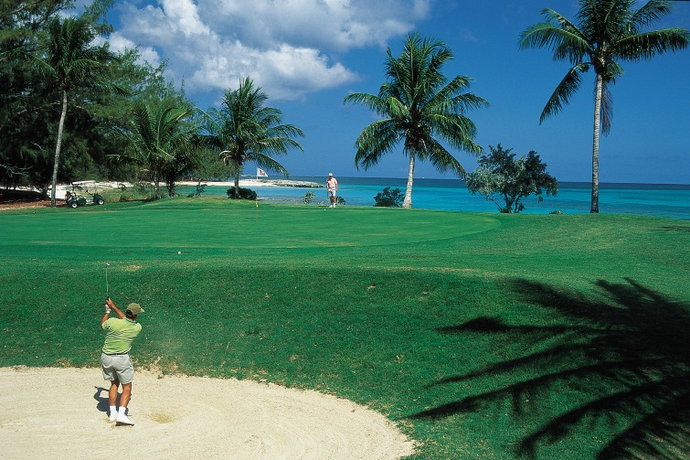 Bahamas - Golf Course. Photo Credit: ©Bahamas Tourism