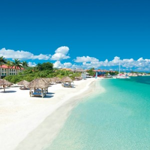 Sandals Montego Bay - Beach Main