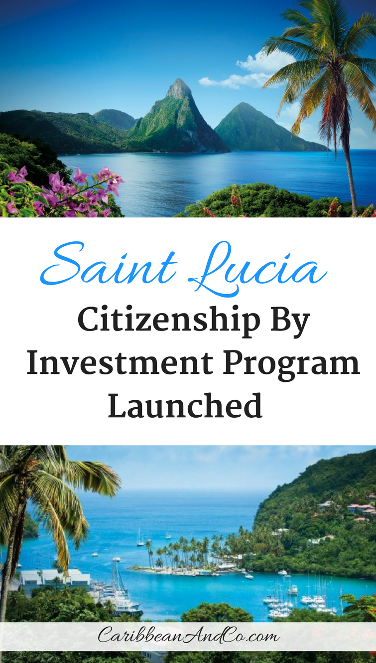 Find out about the St Lucia Citizenship By Investment Program, the 5th in the Caribbean with 4 different investment options for securing a second passport.