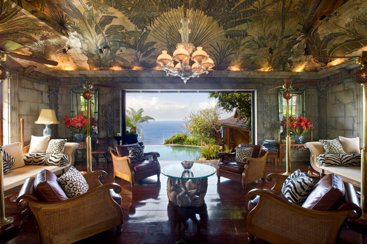 The Mandalay Estate - Drawing Room. Photo Credit: ©Mandalay Estate