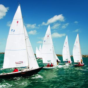 Bermuda - International Invitational Race Week 2011. Photo Credit: ©Bermuda Tourism Authority.
