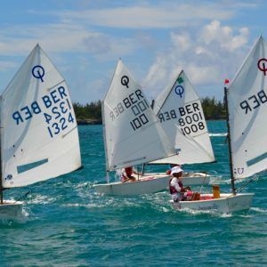 Bermuda - Learning to sail via the Royal Bermuda Yacht Club. Photo Credit: ©Bermuda Tourism Authority.