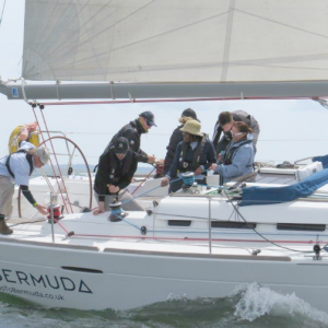 Bermuda Learn To Sail event in Southampton. Photo Credit: ©Marine Events.