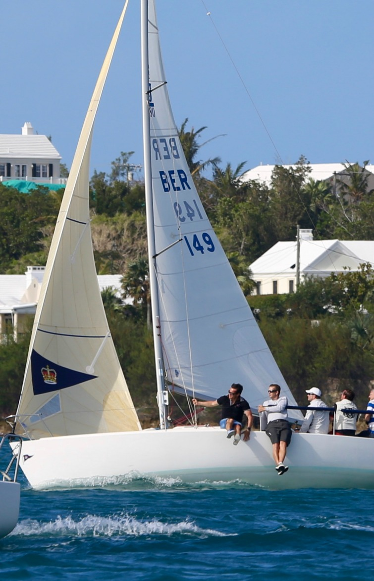 Bermuda - Sailing via the Royal Bermuda Yacht Club. Photo Credit: ©Bermuda Tourism Authority.