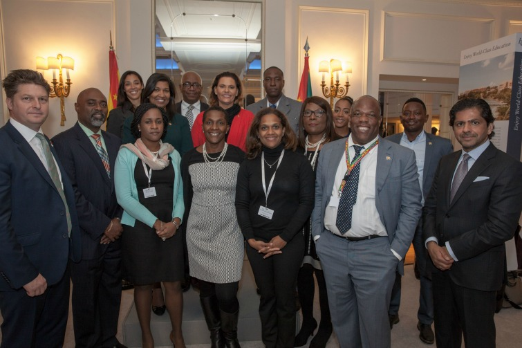 10th Global Residence & Citizenship Conference - Grenada Delegation