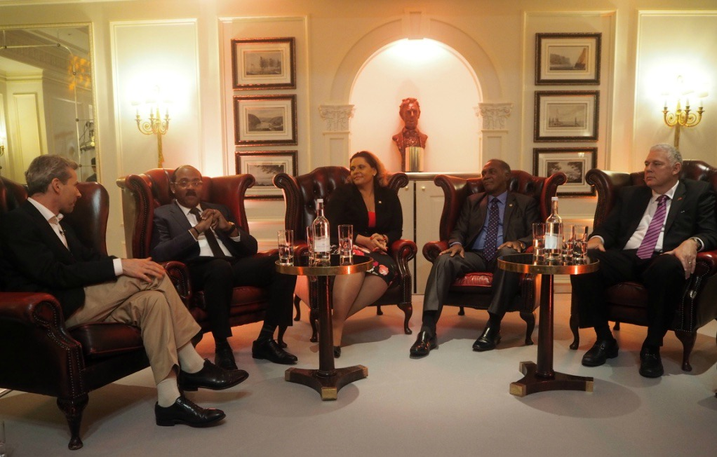 10th Global Residence & Citizenship Conference - Caribbean Ministers
