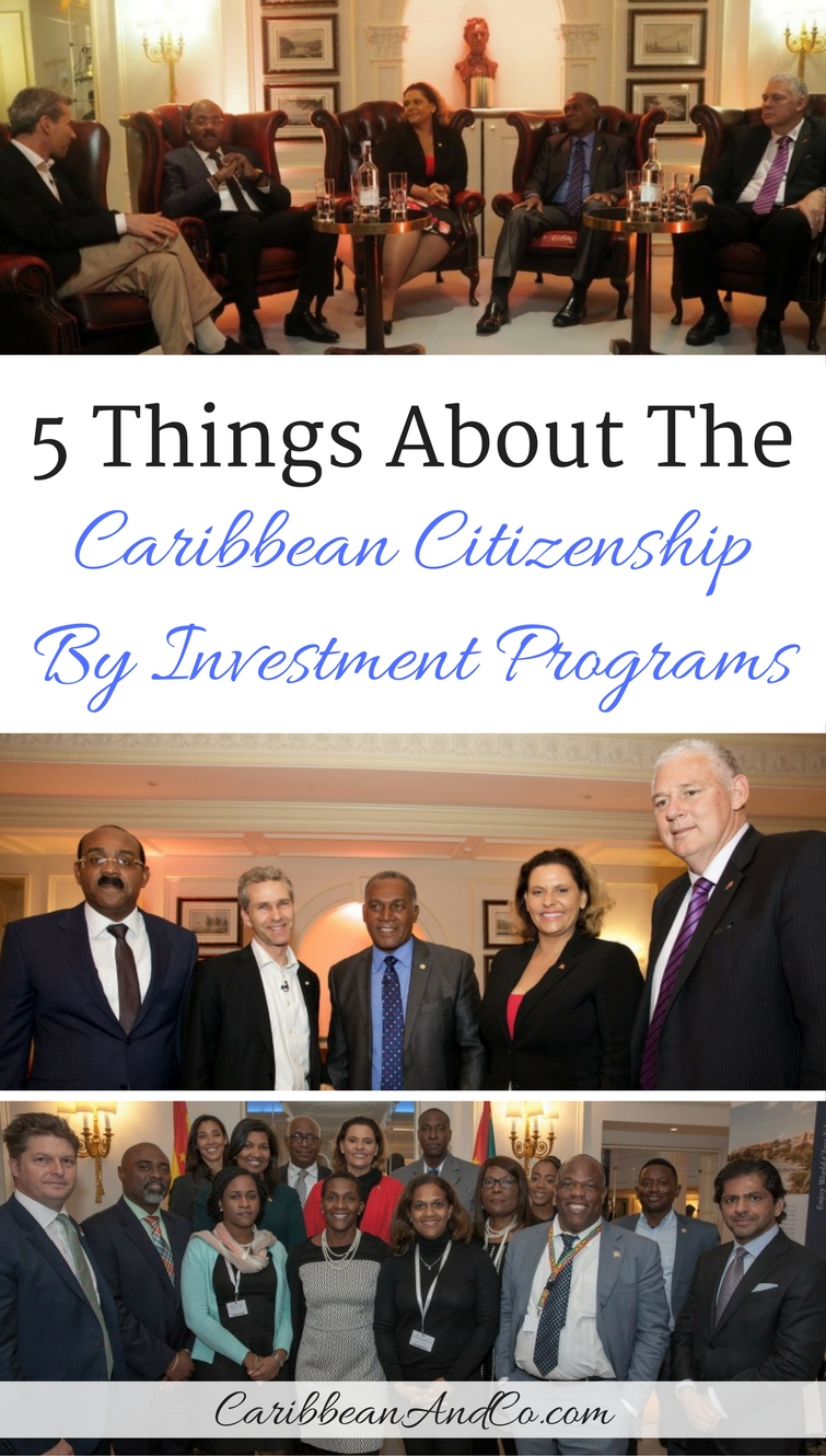 Find out more about the 5 Caribbean Citizenship By Investment Programs, where a second passport can be secured in three to four months after undergoing due diligence background checks and making a minimum investment of US$100,000 not including government processing and due diligence fees.