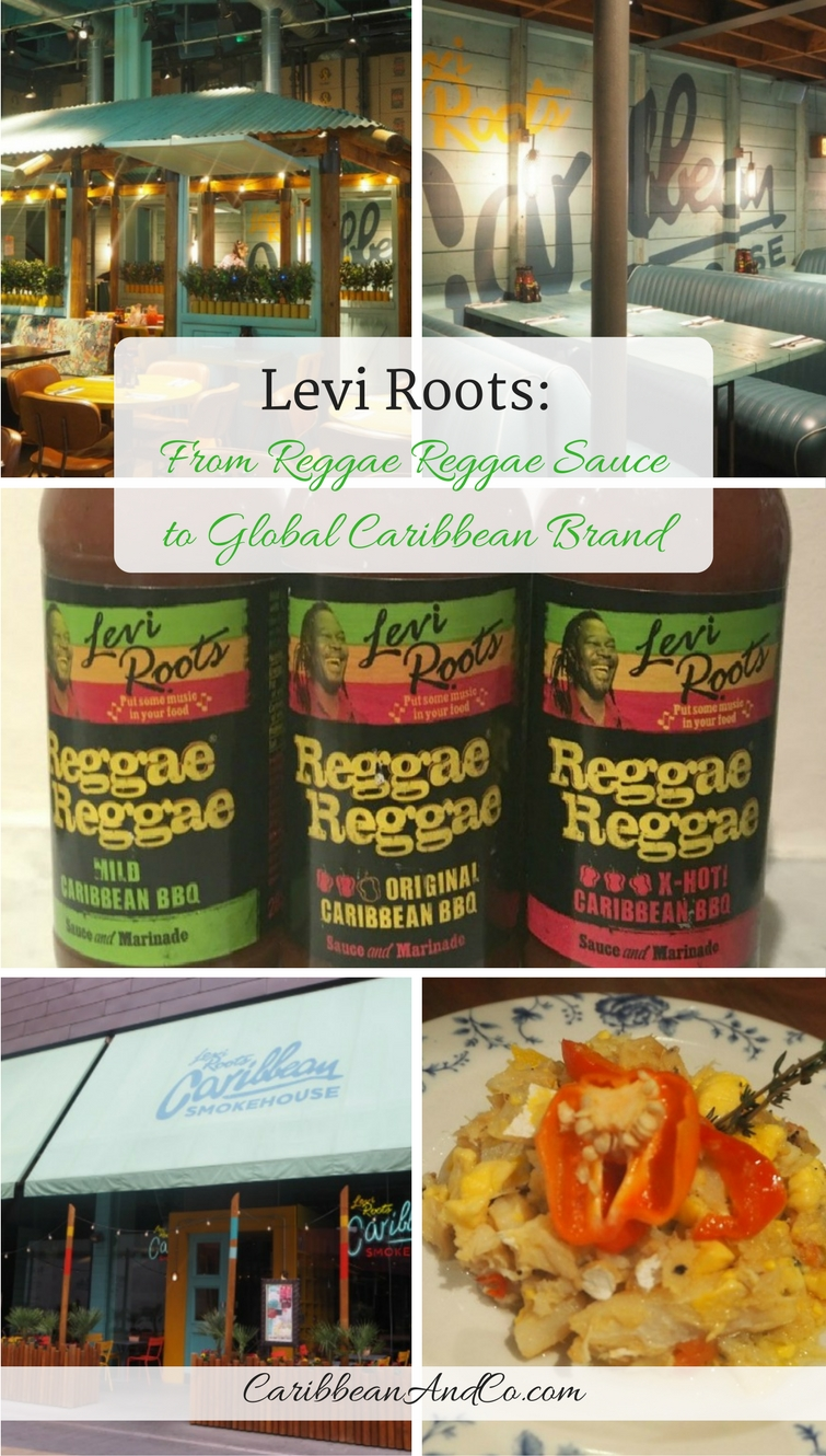 Find out how Levi Roots went from selling his Reggae Reggae sauce at London's Notting Hill Carnival to developing a global Caribbean brand with an extended range of food products, cookbooks, restaurants, etc.